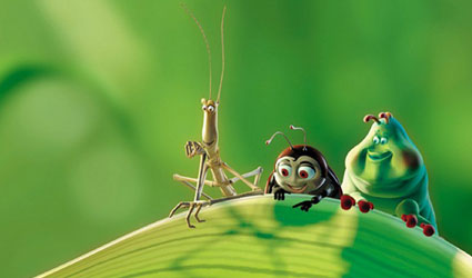 "Image from ""A Bugs Life"" by Pixar"
