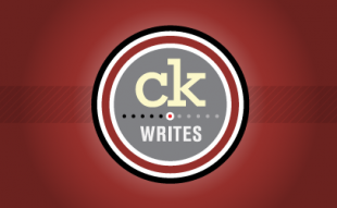 Image of 'ckwrites' identity that I created