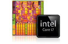 Image of Intel Core i7 chip from Apple.com